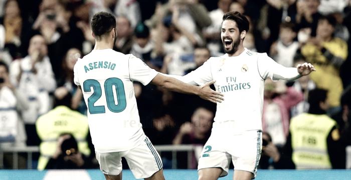 Isco y Asensio, las joyas del Real Madrid