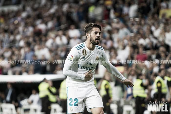 LaLiga: Gols de Real Madrid 2 x 0 Espanyol