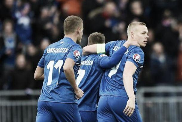 Islanda rimontata in casa dalla Lettonia: 2-2 il finale
