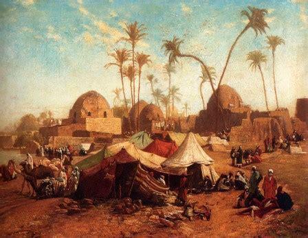 ¿Qué había antes del islam? Las tribus preislámicas de la península arábiga