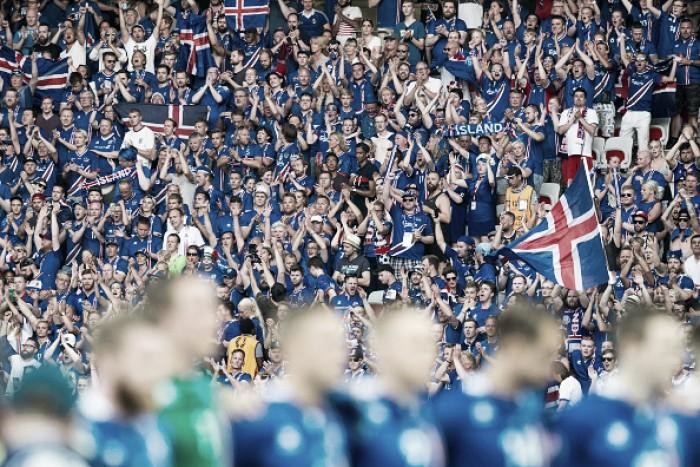 Islândia, uma nação pequena que decidiu fazer história no futebol