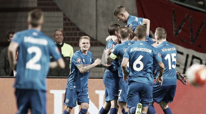 Qualificazioni Russia 2018 - L'Islanda batte il Kosovo 2-0 e va dritta al Mondiale