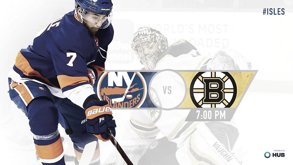 Los Islanders vencieron a los Bruins y avanzan a la siguiente ronda de los playoffs de la Stanley Cup