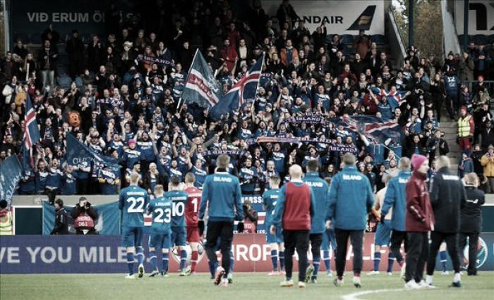 Novatas da Eurocopa querem mostrar que não vieram a passeio