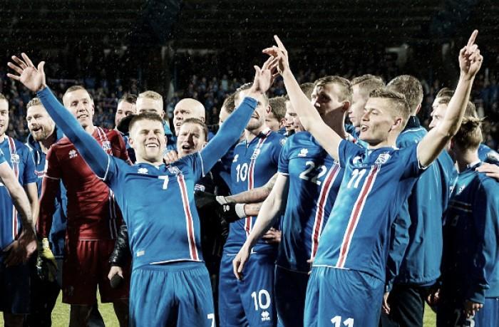 Surpresa da Euro, Islândia quebra tabus e garante passagem para sua primeira Copa do Mundo