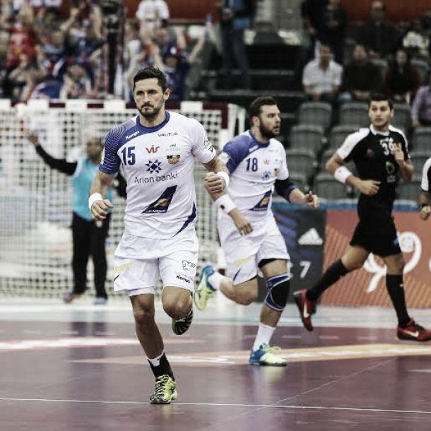 Mundial Qatar 2015. Grupo C, jornada 5: Islandia es el cuarto clasificado