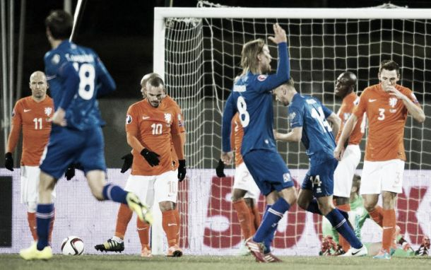 Qualificazioni Euro 2016, le gare di giornata: Croazia dagli azeri, big match Olanda-Islanda