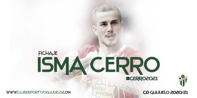 El CD Guijuelo ficha a Isma Cerro del FC Andorra