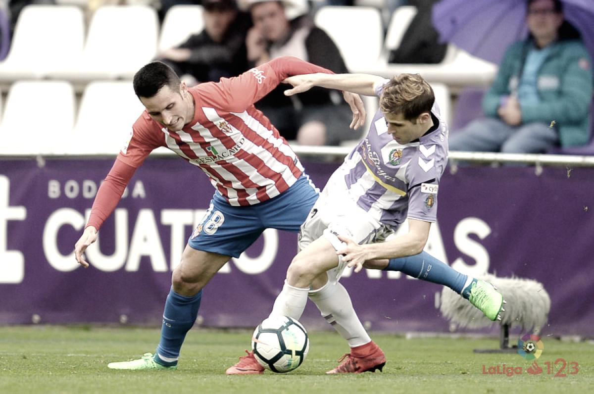 """Isma López: """"El equipo ha sabido sufrir"""""""