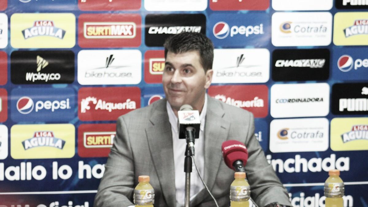 """Ismael Rescalvo: """"El fútbol es presente y el pasado no existe"""""""