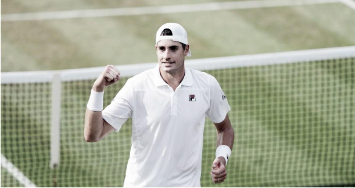 Sorpresa americana en Wimbledon