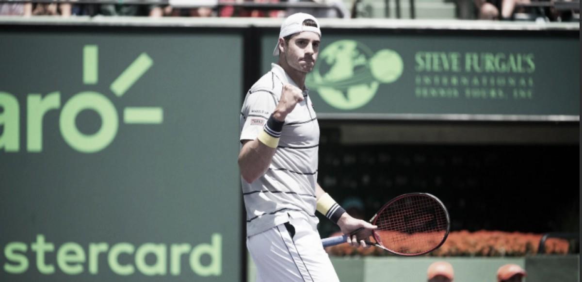 Isner, campeón en Miami
