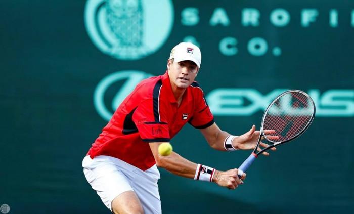 ATP Houston: John Isner, Jack Sock Set Blockbuster Semifinal Clash