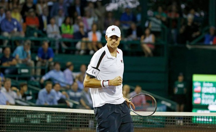 ATP Houston: John Isner, Sam Querrey Advance To Quarterfinals