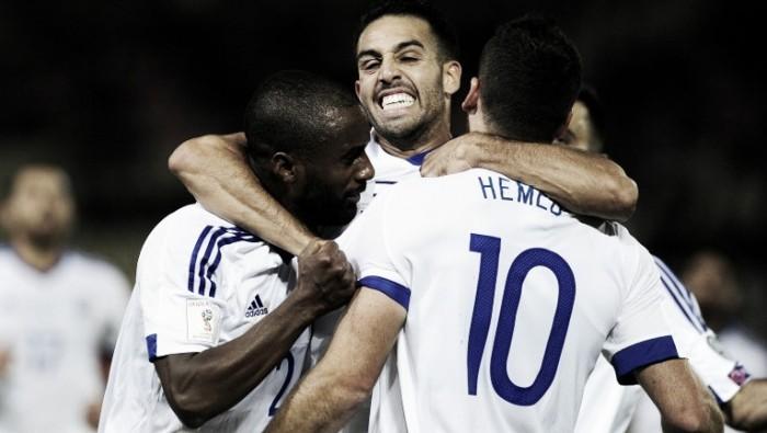 Qualificazioni Russia 2018 - Un gol di Tibi decide la sfida tra Liechtenstein ed Israele
