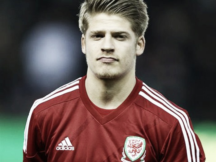 Promising Southampton youngster Lloyd Isgrove handed Wales senior squad call-up
