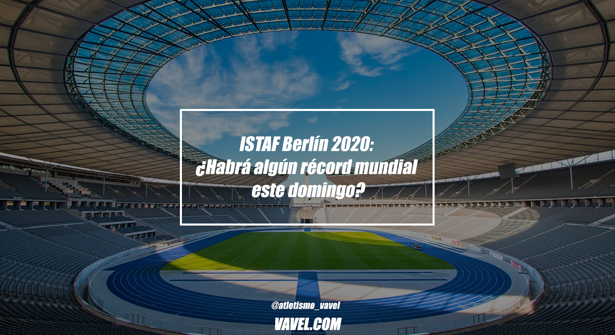 ISTAF Berlín 2020: ¿Habrá algún récord mundial este domingo?