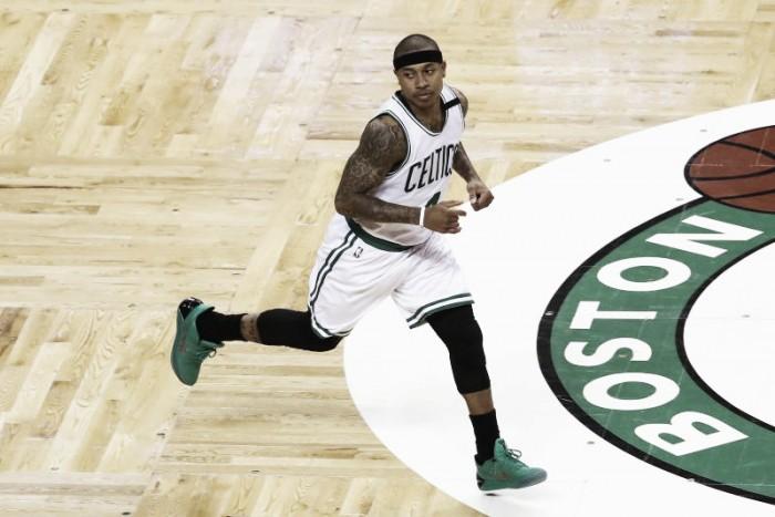 NBA, Isaiah Thomas corre verso il recupero con il titolo come obiettivo