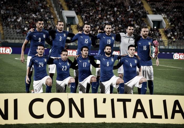 Risultato Italia 2-0 Finlandia in amichevole internazionale 2016: Candreva la sblocca su rigore, De Rossi raddoppia di testa