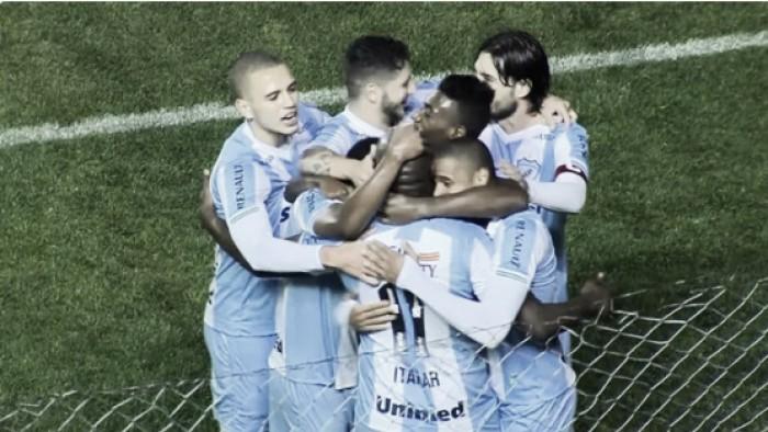 Itamar decide, Londrina vence Brasil em Pelotas e volta ao G-4