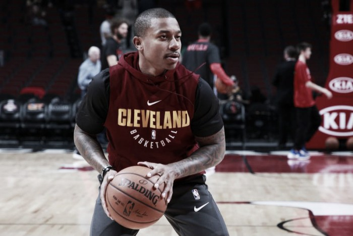Isaiah Thomas won't be playing in Boston Wednesday night