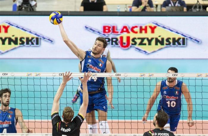 EuroVolley 2017: Italia - Belgio, le pagelle