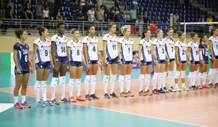 Europei di pallavolo femminile: Italia-Olanda, le pagelle