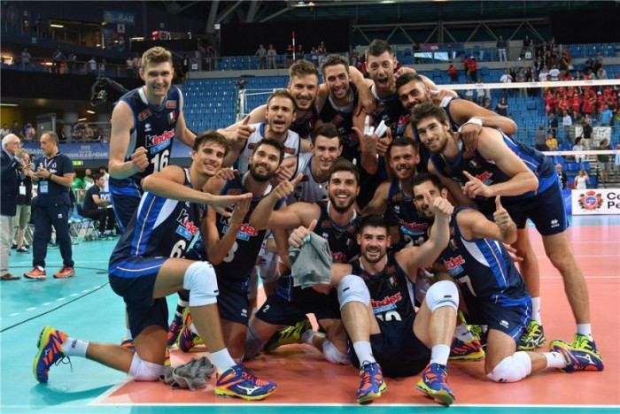Europei M - Un torneo per dimenticare la World League: Italia pronta per il riscatto
