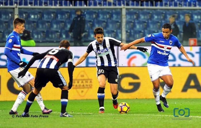 Udinese - Le pagelle, la squadra lotta
