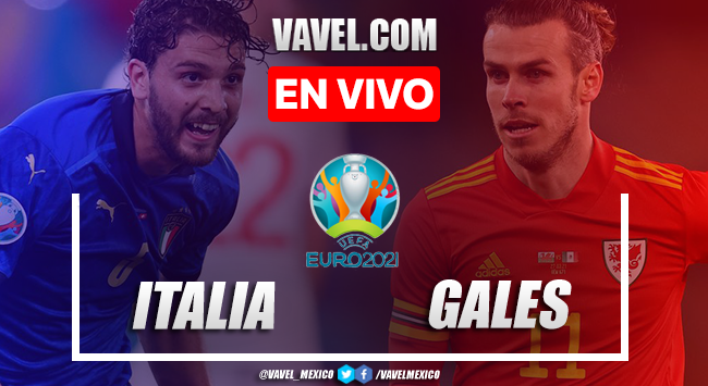 Gol y resumen del Italia 1-0 Gales en Euro 2020