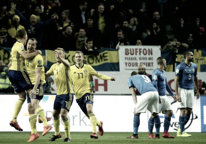 Previa Italia - Suecia: El Mundial, una cita obligada