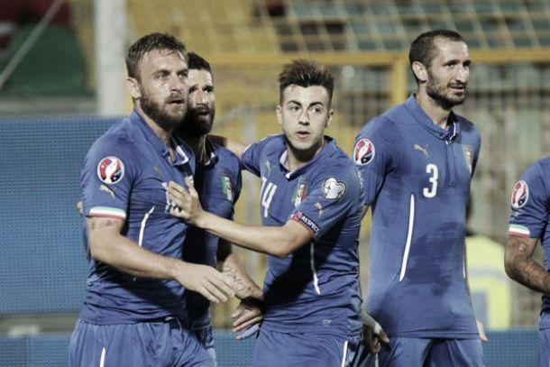 Italia, altro 1-0: rigore di De Rossi e vittoria con la Bulgaria