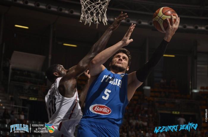 Bennett e Scrubb affondano l'Italia all'overtime: al Canada l'Imperial Basketball City Tournament