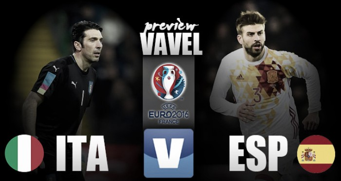 Italy vs Spain Preview: Battle of European heavyweights in Paris