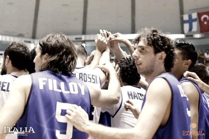 L'Italia fatica ancora ma batte, di nuovo, la Finlandia(75-70)