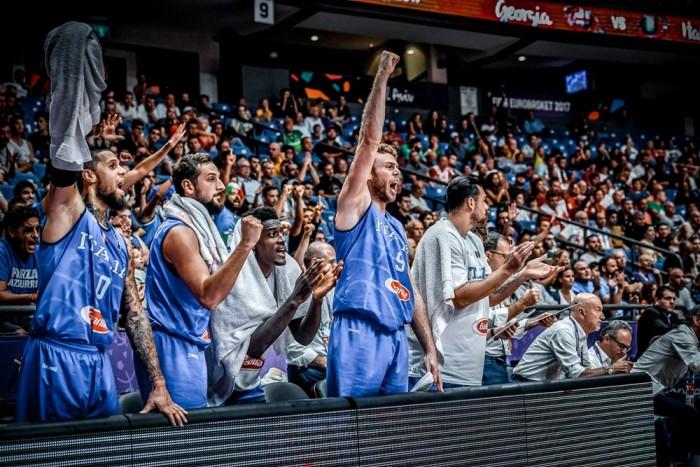 EuroBasket 2017 - ItalBasket agli ottavi tra alti e bassi