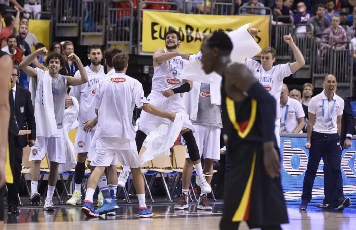 EuroBasket 2017 - Italia, contro la Germania vietato sbagliare