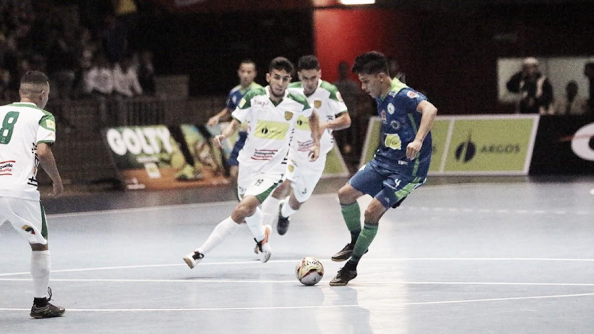 Liga Argos Futsal: ¡La cuarta fecha se pone en marcha!