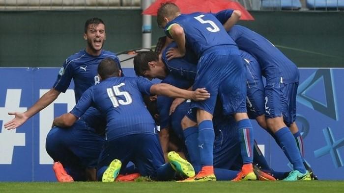Italia Under 19 - Cuore, organizzazione e tattica non bastano