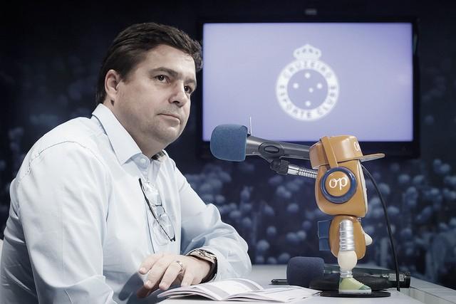 TJMG permite volta de Itair Machado à vice-presidência do Cruzeiro