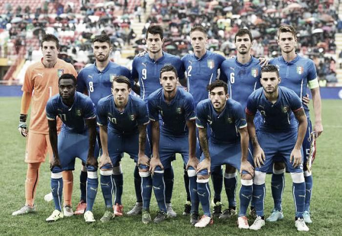 Irlanda U21 - Italia U21 in qualificazioni Euro 2017 (1-4): Benassi, Rosseti e Romagnoli