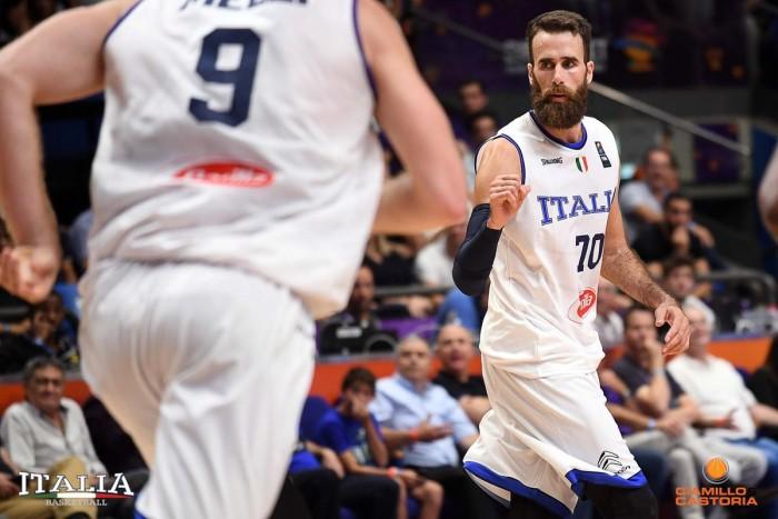 EuroBasket 2017 - Italia, buona la prima