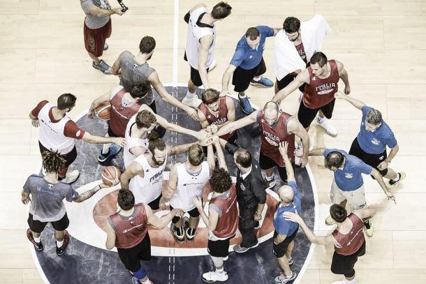 Eurobasket 2015: Italia, con la Spagna via al ciclo di fuoco
