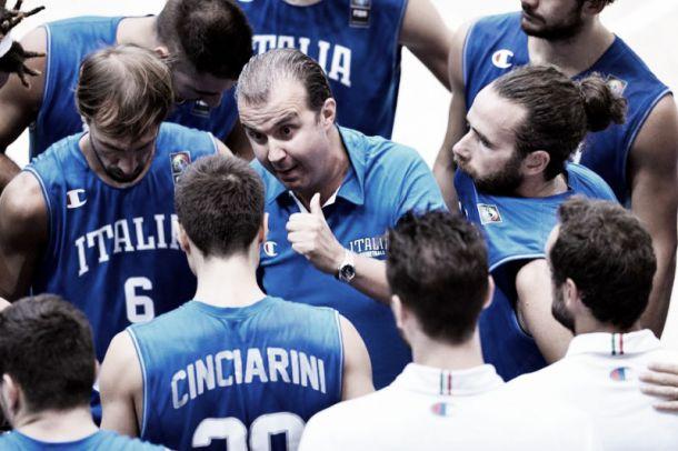 """L'Italia supera l'Austria a fatica. Pianigiani: """"Atteggiamento che non mi piace"""""""