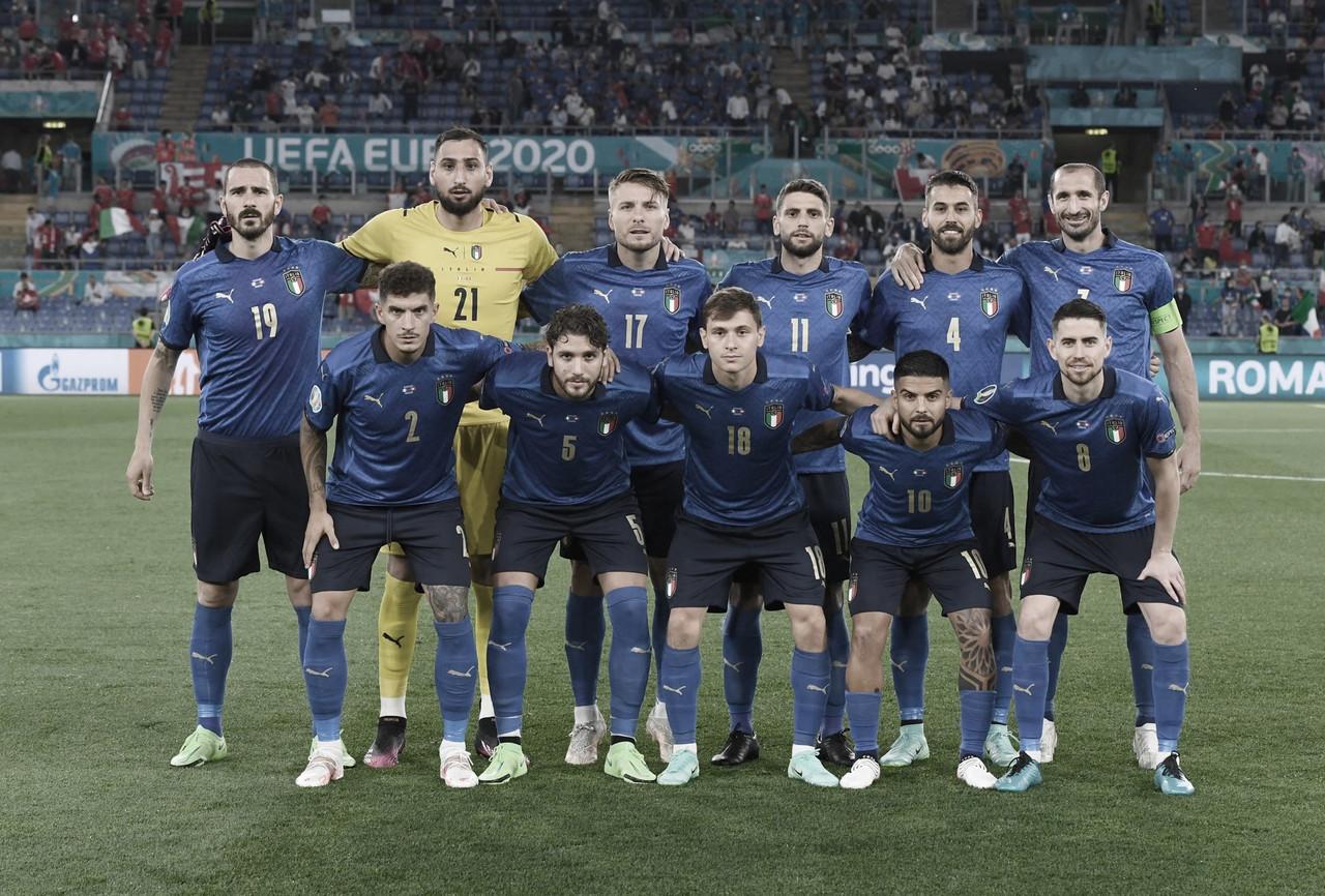 ¿Cómo llega Italia a los octavos de final?