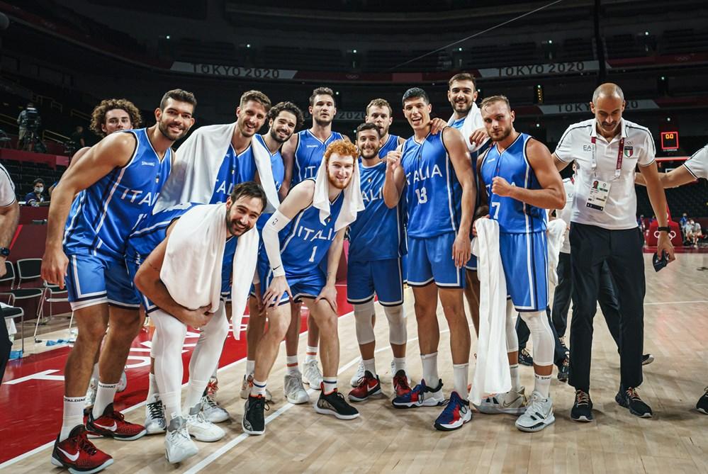 Resumen y mejores momentos del Italia 83 - 86 Australia en Tokio 2020