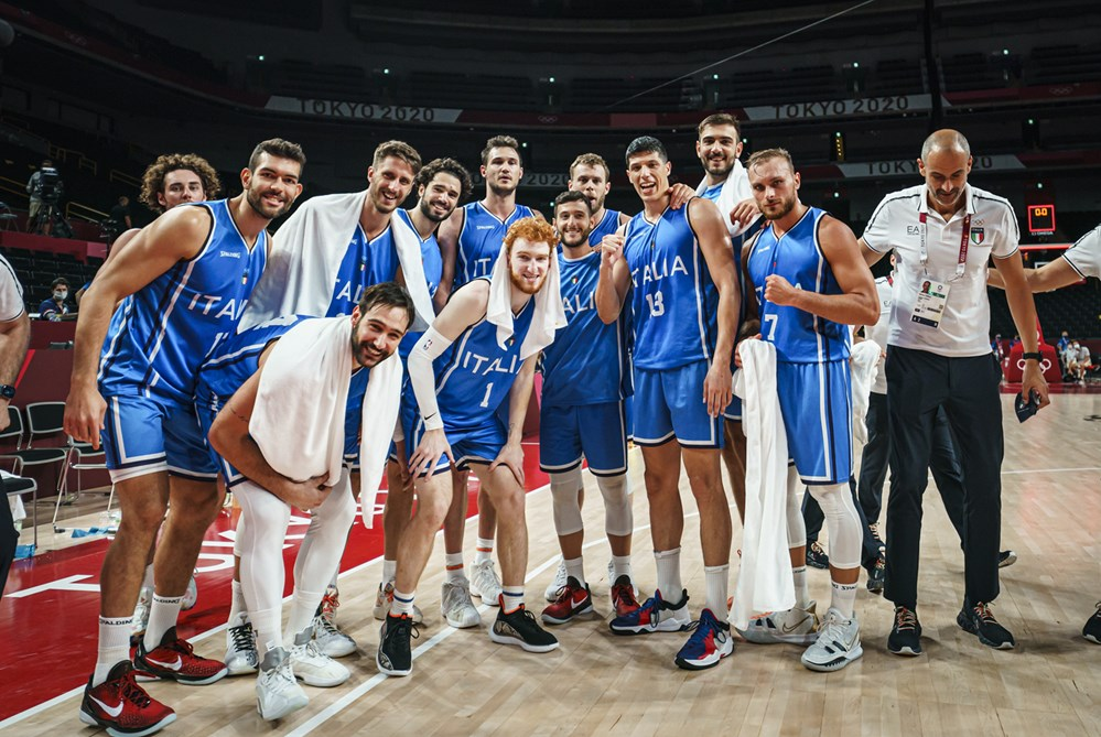 Highlights and Best Moments: Italy 83 - 86 Australia in Tokyo 2020