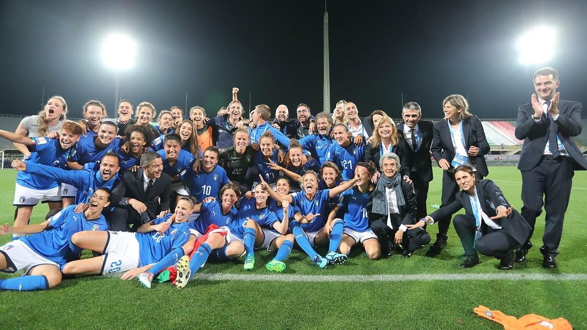 Italia al Mondiale... ma femminile!