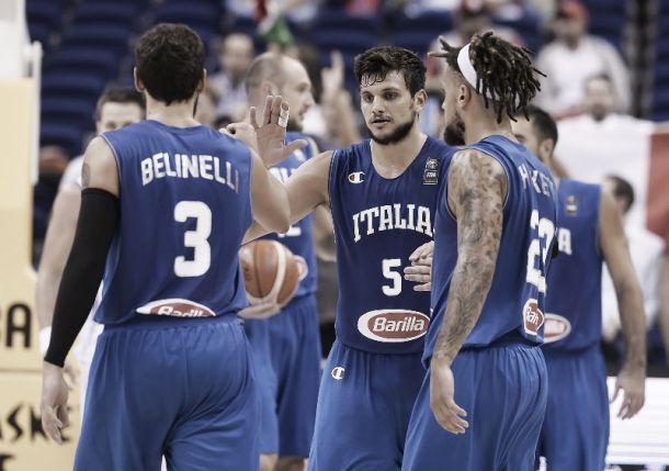 EuroBasket, Gentile scaccia i fantasmi islandesi