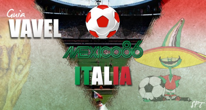 Guía VAVEL Mundial México 1986: Italia